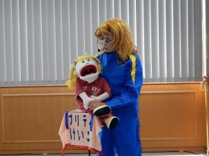 江田ちゃん演じる「私、ゆきちゃん」