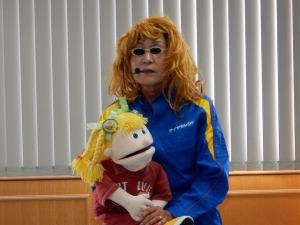 江田ちゃん演じる「私、雪子」